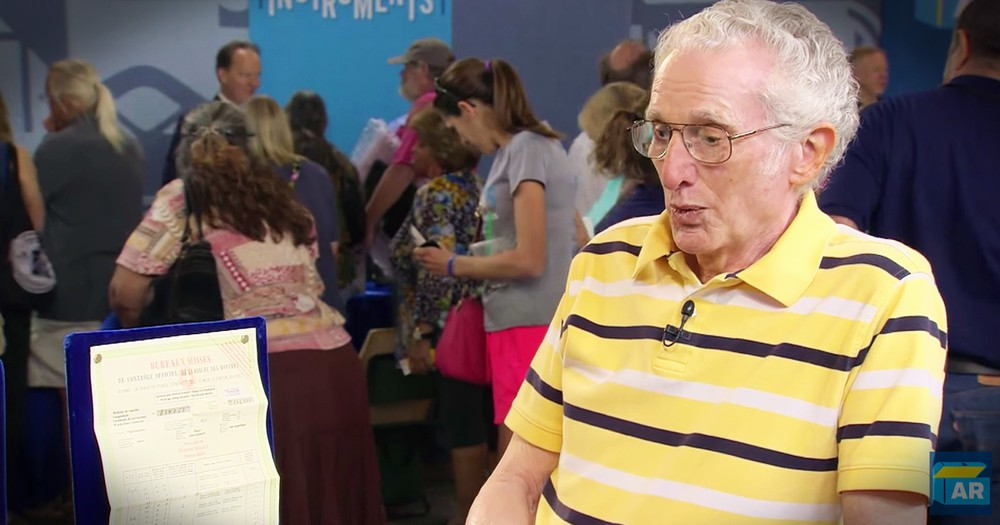 Soldier Bought A Watch 57 Years Ago And He Just Found Out What It's Worth