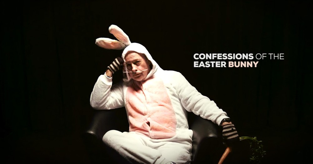 The Easter Bunny Shares The Real Meaning Of Easter Sunday