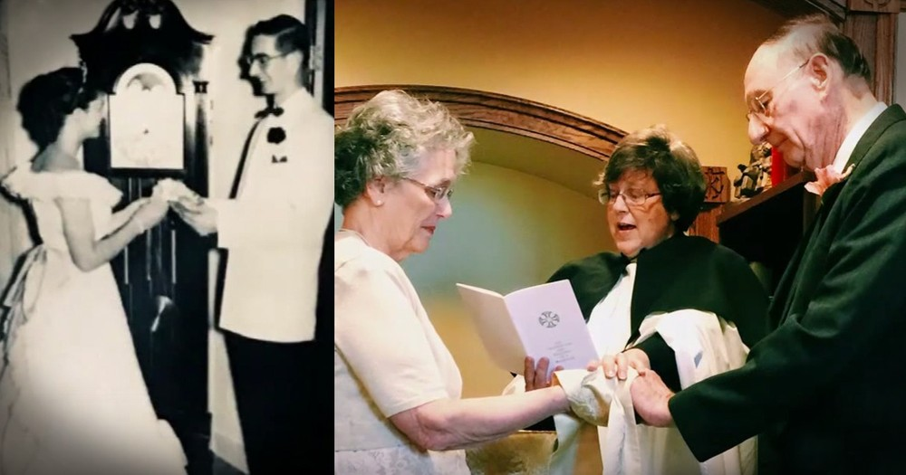 High School Sweethearts Reunite 64 Years Later After Both Being Widowed