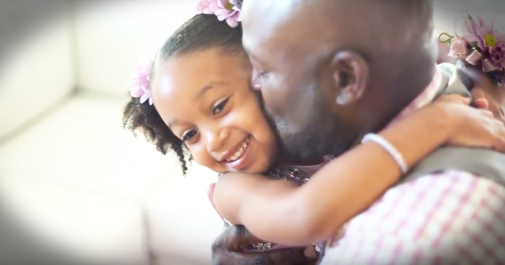 Dad Goes on A Very Special First Date with His Little Princess