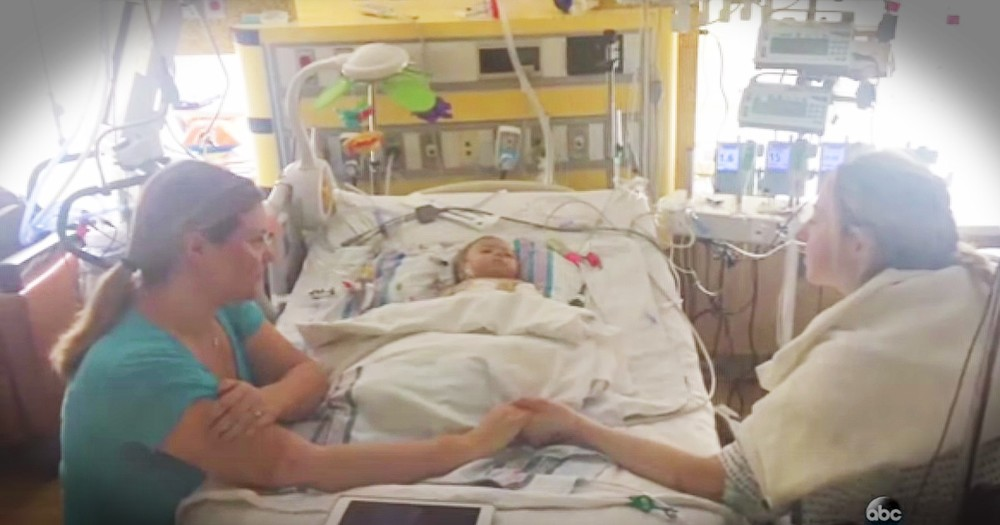 8-Month-Old Baby's Godmother Just Saved His Life In An Unexpected Way