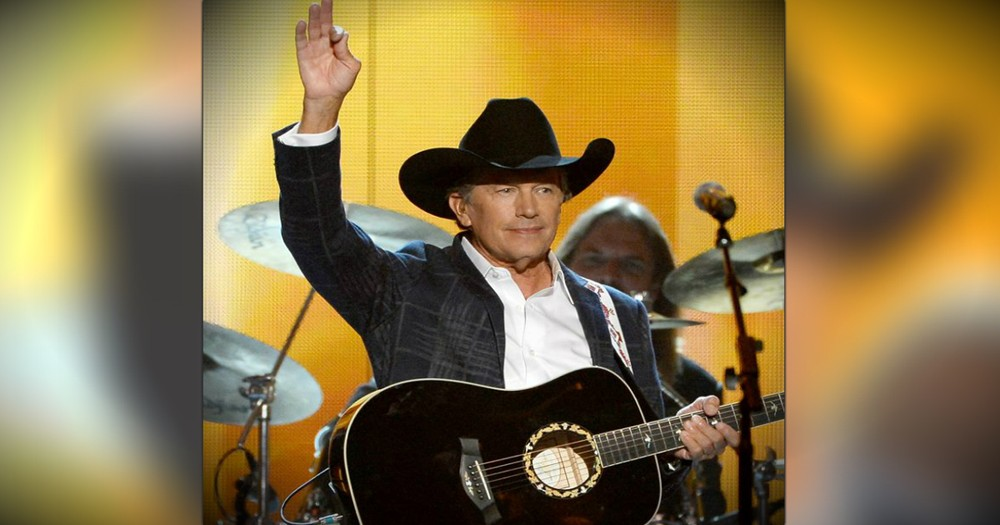 George Strait Held On To His Faith To Overcome Tragedy