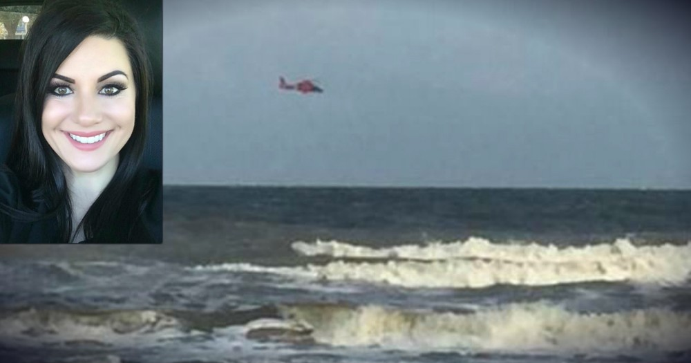 Heroic Mom Gives Her Life To Save 4-Year-Old Son From Rough Waves