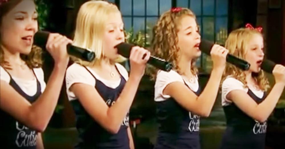 Cactus Cuties Beautifully Sing the National Anthem