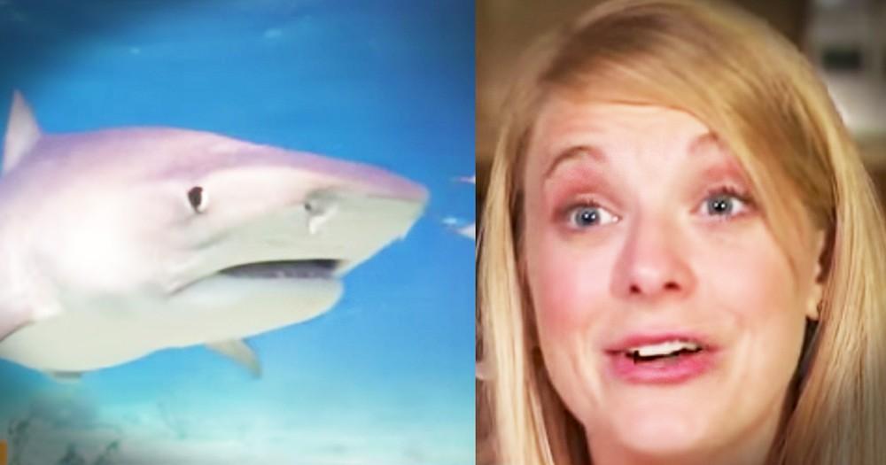 Mom Of 3 Prays Through Shark Attack