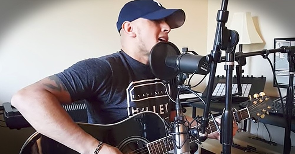 Ryan Andreas's Original Christian Song 'Lord You Lift Me'