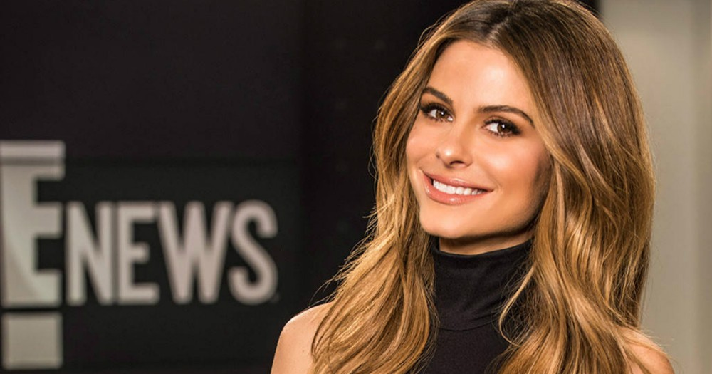 TV Star Maria Menounos Calls Brain Tumor Battle A 'Blessing'