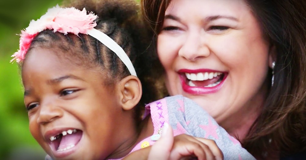 Lisa Harper's Powerful Adoption Story
