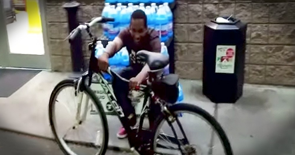 Gas Station Attendant Gets Thoughtful Gift