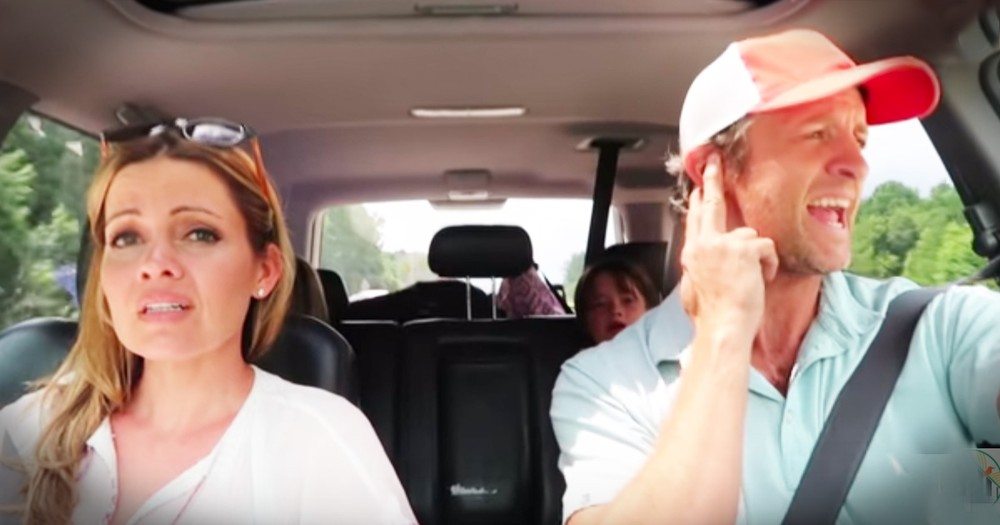 Funny Family Shows The Type Of People On Road Trips