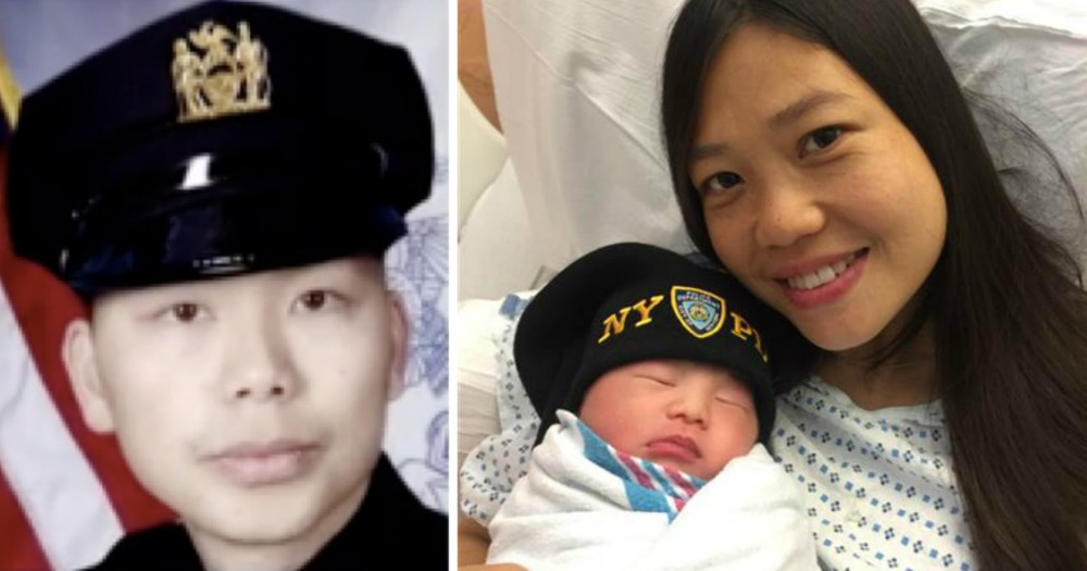 Police Officer's Widow Gives Birth To Husband's Baby 2 Years After Death