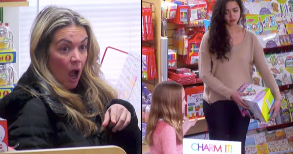 Strangers Stand Up For Nanny On Hidden Camera Show