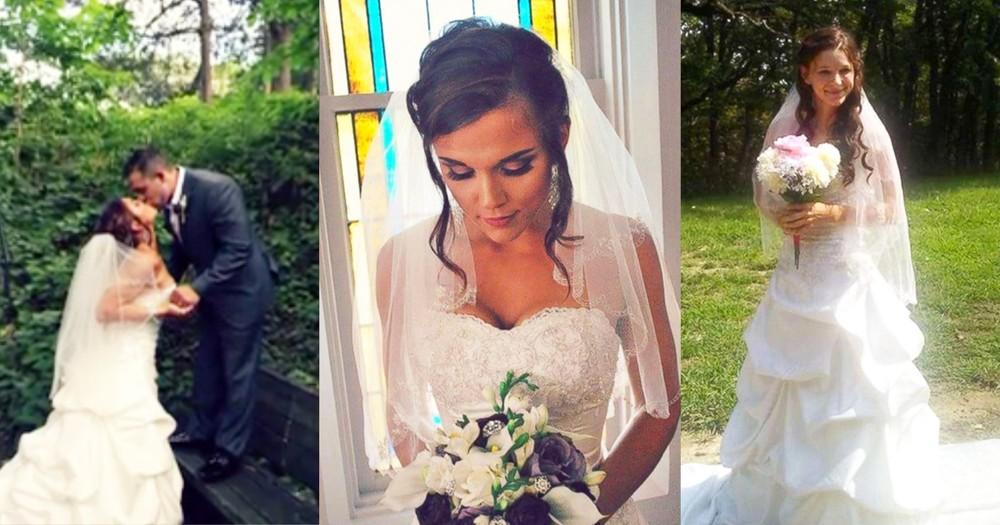 Kind Bride Donates Wedding Dress To Over A Dozen Women
