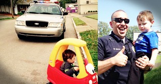 Police Pulled Over 2-Year-Old, And You'll Love WHY!