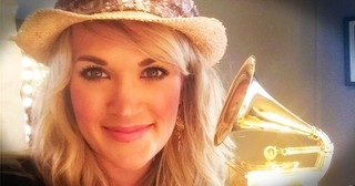 What Carrie Underwood Got In The Mail Made Her Day--And You'll Love WHY!