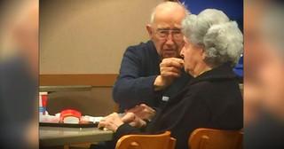 Elderly Couple's Date Night Shows Tear-Jerking Reality Of True Love