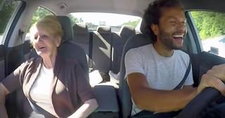 Son Helps Mom Check Off Her Bucket List