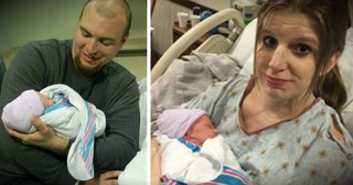 Dad Celebrates Son's Birth, Then Mourns Fiancé's Death The Same Day