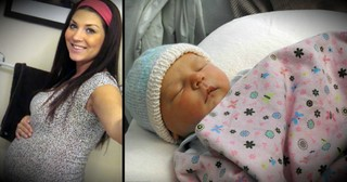 Mom Births Baby Girl, Then Becomes Paralyzed From The Neck Down