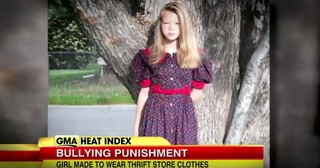 Parents' Unlikely Punishment For Bully Daughter