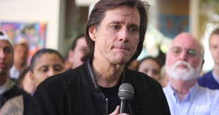 Jim Carrey On Depression And How Suffering Leads To Salvation