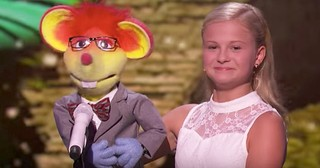 Talented 12-Year-Old Ventriloquist Wows Crowd
