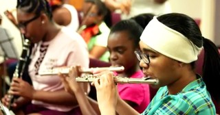 Man Pays It Forward With His Youth Orchestra