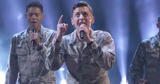 Talented A Cappella Air Force Academy Choir Wows Crowd