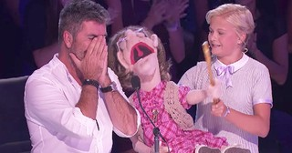 13-Year-Old Ventriloquist's Performance Of Aretha Franklin Classic Wows Crowd