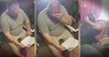 Girl Asks Her Stepdad To Adopt Her In A Beautiful Gift