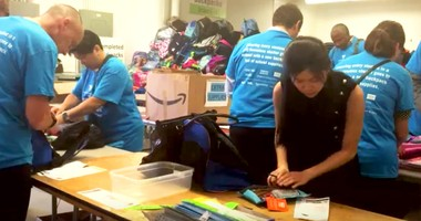 Amazing Non-Profit Gives Back To Homeless Students