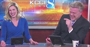 News Anchors Burst Into Laughter At Hilarious Dog