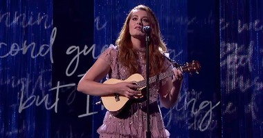 Deaf Singer Stuns Audience With Incredible Original Song