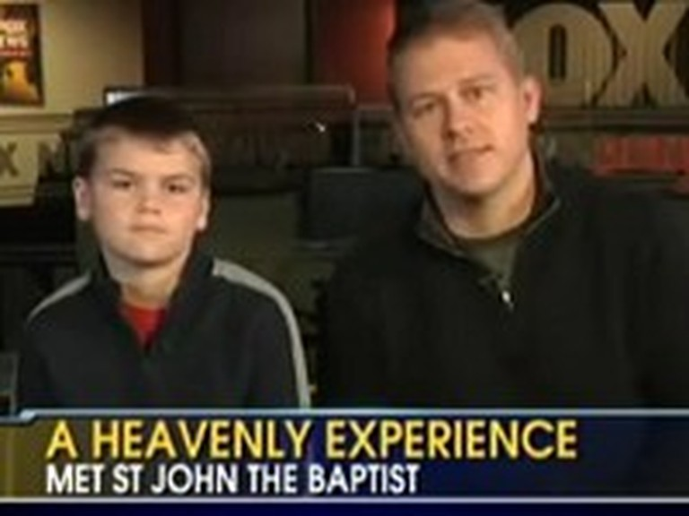 Four Year Old Claims to Have Seen Heaven