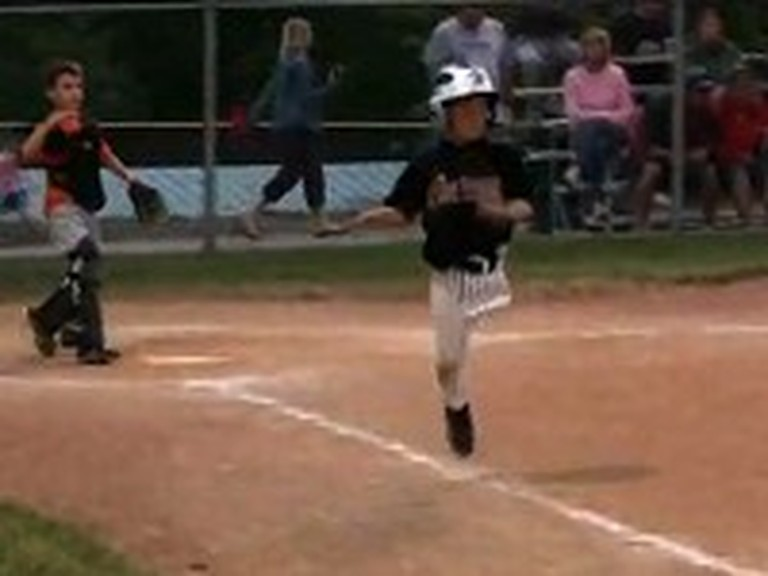 Boy with One Leg Overcomes Odds - Very Inspiring