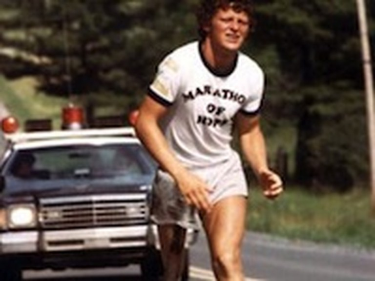 The Truly Incredible and Inspiring Story of Terry Fox