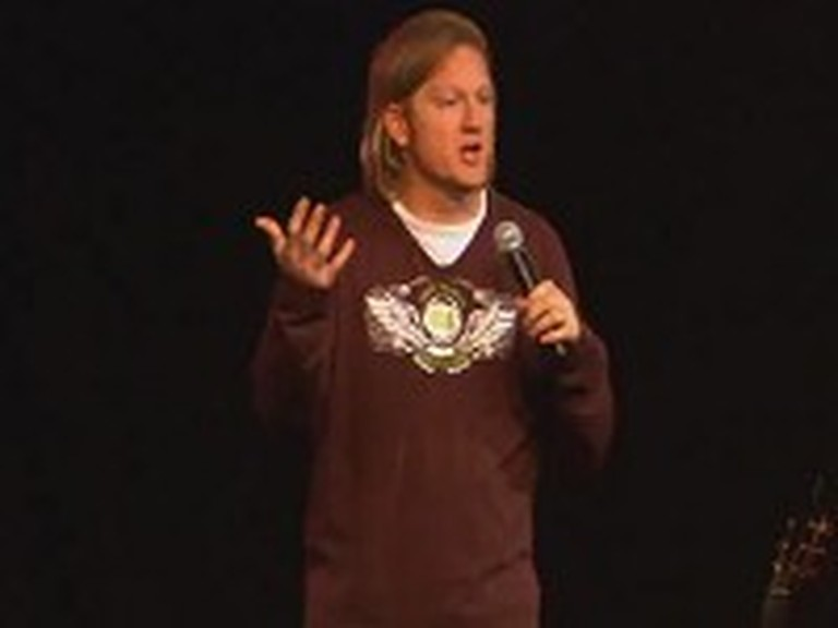 Tim Hawkins on Praying for a Hedge of Protection