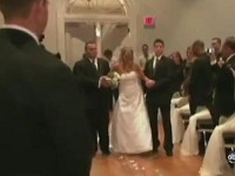 Paralyzed Bride Has Her Dream Come True