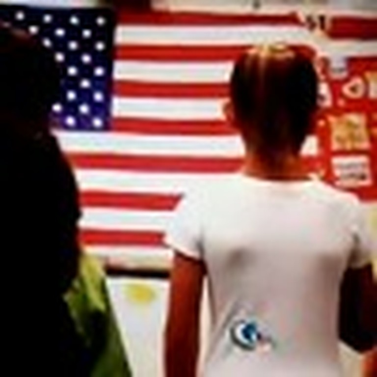 NBC Omits Under God from the Pledge of Allegiance