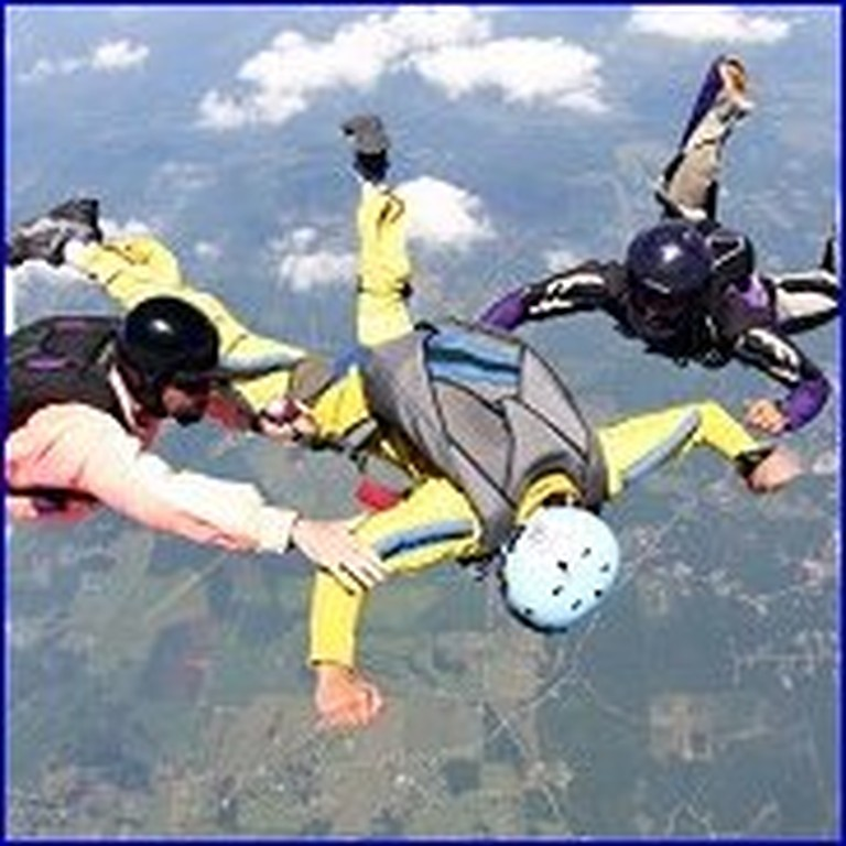 Miracle in the Sky - Man Survives a 15000 Foot Fall