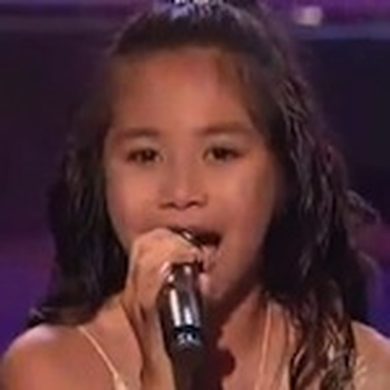 I Surrender by Jessica Sanchez at 11 Years Old