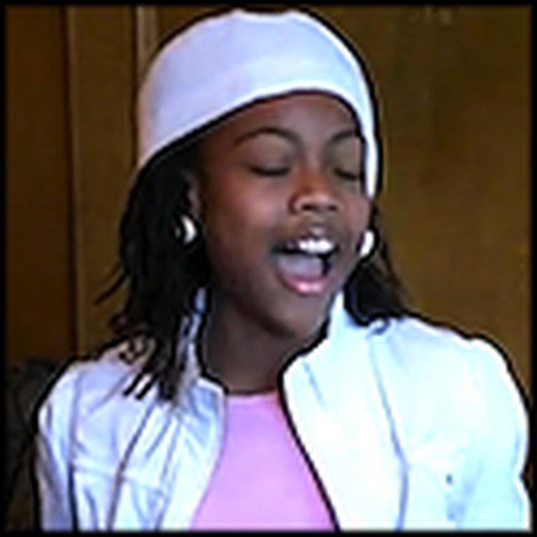 Rachel Dupard Sings a Soulful Version of Amazing Grace
