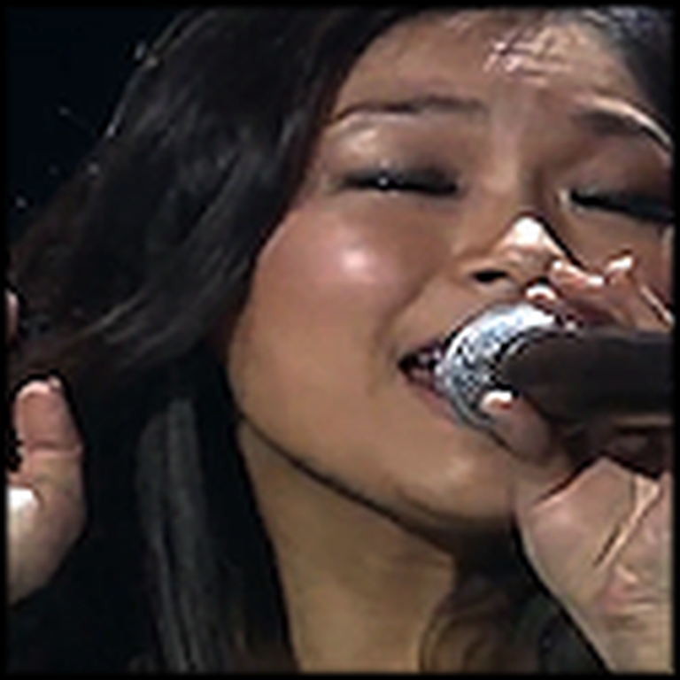Lena Park Beautifully Sings You Raise Me Up
