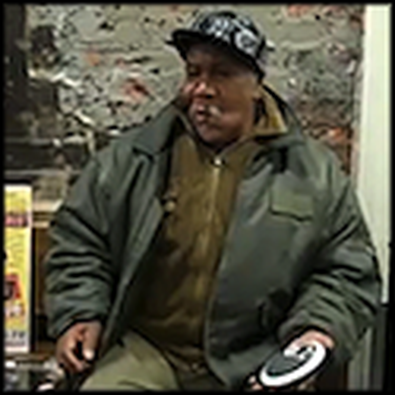 Meet the Homeless Man with an Unbelievable Voice
