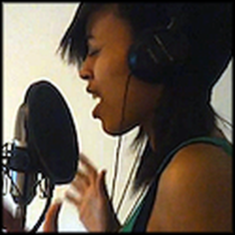 Courtney Bennett Sings Joyful Joyful in a Studio
