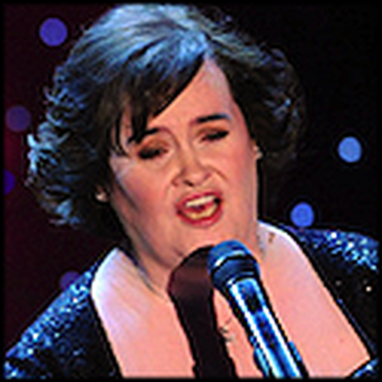 Susan Boyle Beautifully Sings How Great Thou Art