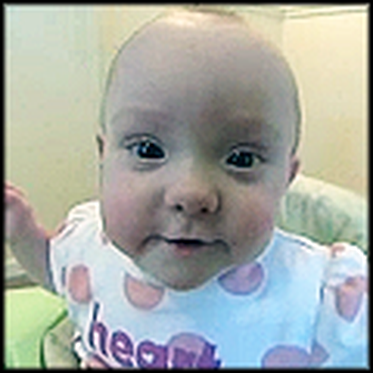 Miracle Baby Celebrates her First Birthday