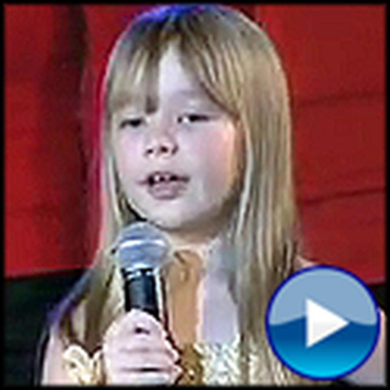 When a Child is Born by Connie Talbot - So Adorable