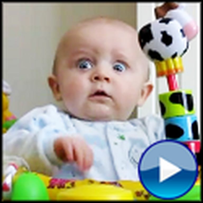Top 10 Funniest Baby Videos on the Internet