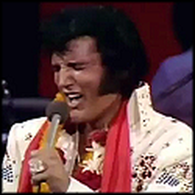 Glory Glory Hallelujah - Gospel by Elvis Presley